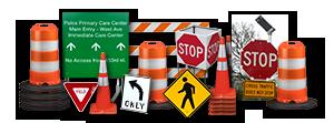 Barricades & Traffic